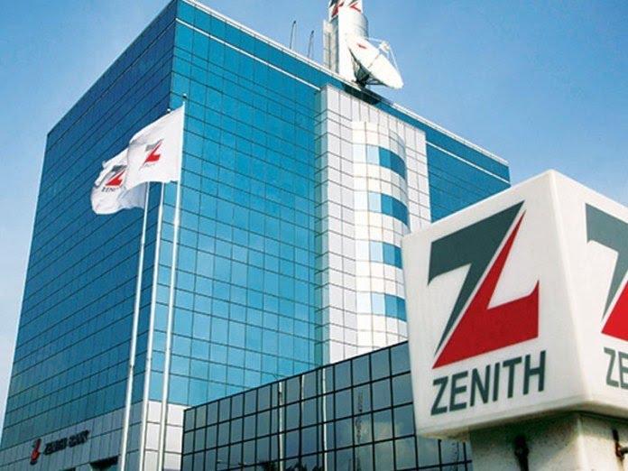 Zenith bank salary advance
